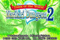 ND2 Title Screen