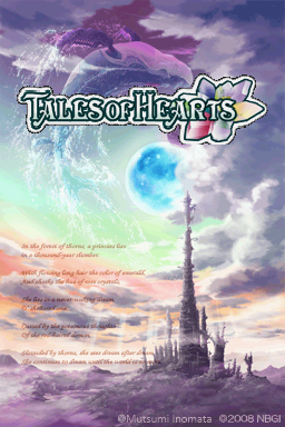 tales of heart english ds download